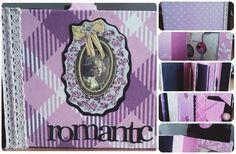 Foto Album - Romantisch von Soulwings-Handmade with ♥ auf DaWanda.com