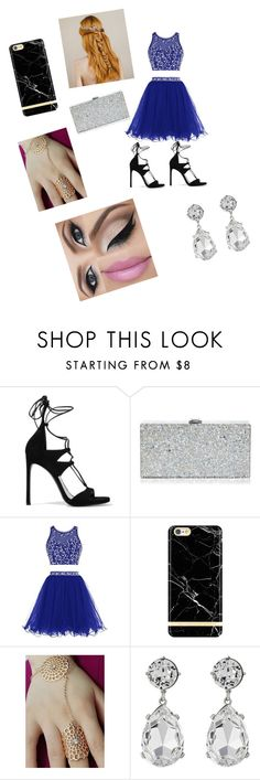 """""""Prom 101"""" by ms-julienteacher on Polyvore featuring Stuart Weitzman, Milly and Kenneth Jay Lane"""