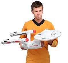 Star Trek U.S.S. Enterprise Inflatable Toy