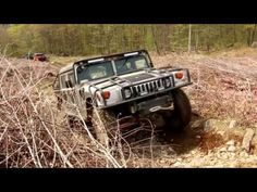 4x4 EXTREME Off Road - HUMMER Killing Rocky Hill