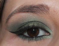 Esfumado verde fácil!