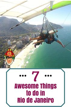 7 Awesome Things to do in Rio de Janeiro, Brazil. Rio de Janeiro, or the Cidade Marvilhosa to its local inhabitants, is a South American super-city of more than 14 million people, is a city of flair, style, history, culture, extravagance and elegance, all