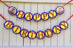 Curioso George feliz cumpleaños banner curioso George Baby Boy 1st Birthday, First Birthday Parties, First Birthdays, Curious George Party, Curious George Birthday, Childrens Party, Best Part Of Me, Banners, Cami
