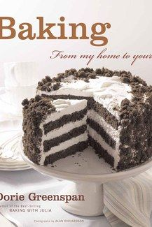 The best baking cookbook around. Baking: From My Home to Yours by Dorie Greenspan Baking Cookbooks, Best Cookbooks, Vintage Cookbooks, Baking With Julia, Dorie Greenspan, French Chocolate, Chocolate Chocolate, Chocolate Brownies, Chocolate Cupcakes