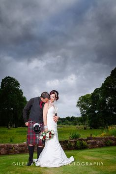 Married at Comlongon Castle - Fiona & Barry - Giles Atkinson Photography