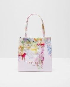 Hanging Gardens small shopper bag - Baby Pink | Bags | Ted Baker UK