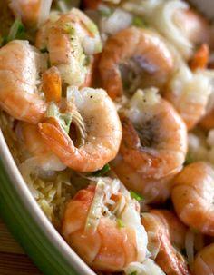 Crazy-Simple Shrimp Scampi - Best Chicken Recipes