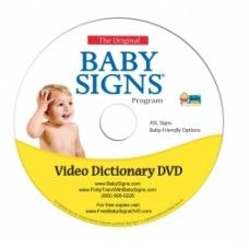 american sign language for babies dictionary