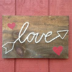 A little reminder for that special someone... #love #crookedtreetraders #arrow #hearts #heart #anniversary #wedding #gift #engagement #lovers #handmade #yarn #handpainted #madeinmaine #etsy #forsale #cursive #bride #groom #girlfriend #boyfriend #family #special #holidays #together #forever