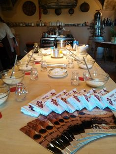 A Visit to The Tuscan Sun Cooking School with by Chef Silvia Baracchi at the #Ilfalconiere