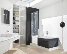 Repabad Duschbadewanne Easy-in 180 #ванна #sclux #интерьер ... | {Badewanne mit duschzone eckig 51}