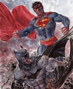 Batman & Superman