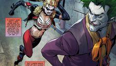 Harley Quinn VS The Joker (Injustice Gods Among Us)