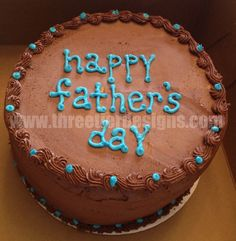 father day cakes ideas | Father's Day Cake
