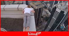 Skateboarding on a skyscraper – Stunts performed by …  - #Viral #Trending #Videos #Video #Clips #Picture #Pictures #Pic #Pics #Funny
