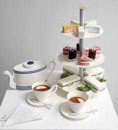 Paper Crafts   Paper craft treats that make you feel like enjoying them