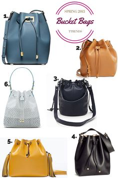 Over on Talitha's Take we are drooling over the Bucket Handbag. Check out our picks and tell us your fav number http://taltak.com/1Jf6sZs. #miamifashionbloggers #fashion #fbloggers #bbloggers #handbags #styleblogger #talithastake #springtrend2015