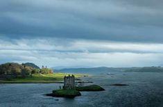 Castle Stalker, Appin, Scotland #loveScotland #1sttheworld