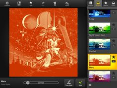 FX Photo Studio App by MacPhun LLC. Art Apps.