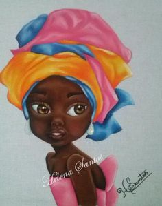 Colored Pencil Techniques, Africa Art, Black Art, Female Art, Colored Pencils, Cool Art, Quilts, Embroidery, Disney Princess