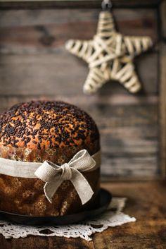 - VANIGLIA - storie di cucina: Panettoni con Marron Glacés, vaniglia e cioccolato.