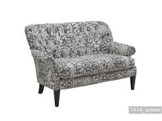 Wes Living Room Rainey Settee Walter E Smithe Merrillville Indiana Settees My House