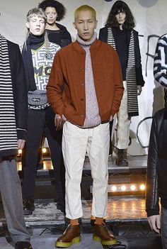 London Fashion Week Men's - YMC