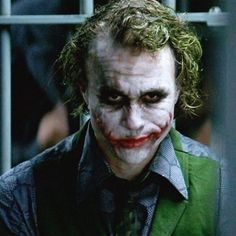 Jared Leto has brought the Joker back to the big screen, but it's Heath Ledger's performance that ranks on our list. With Suicide Squad having arrived at l. The Joker, Joker Dark Knight, Joker Heath, Joker Batman, Joker Art, Joker And Harley Quinn, Gotham Batman, Batman Art, Batman Robin