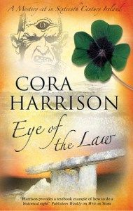 http://momkelly2003.wordpress.com/2013/05/31/eye-of-the-law-by-cora-harrison-book-recommendation/