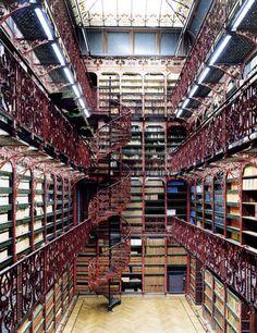 candida hfer / bibliotecas  biblioteca staten generaal en haag