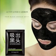 Face Care Conk Nose Blackhead Remover Mask Pore Cleanser Deep Cleansing Black Head EX Pore Strip t zone care BIOAQUA #Affiliate