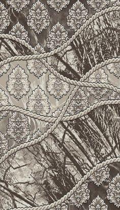 Jewel Brown Transitional Rectangle Rug