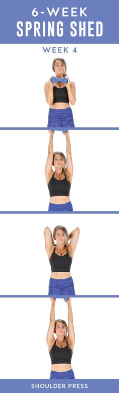 Week 4 of the 6 Week Spring Shred with FBG Girl Anna Victoria is here! You don't have to stop your life for these exercises — they target every major muscle group, including your core, and take up less space than your bed.