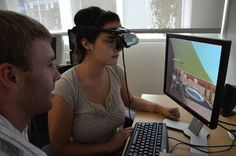 Virtual Reality - Labs in Cognitive Psychology - College of Natural Sciences - Colorado State University