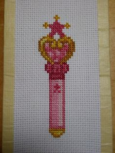 Sailor Chibi Moon Weapon 1 by ~carand88 on deviantART