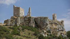 Castillo en ruinas, en Calatañazor