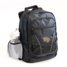 Wake Forest University Laptop Backpack Computer Bookbag