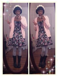 """nombee-zombie: """" I've been dressing down so much I feel like a slob (@ ̄ρ ̄@) """""""