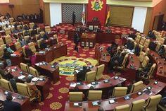 Mahamas SONA Postponed Due To Challenges  Parliament Explains