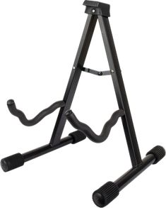 Guitar Stand Acoustic/Electric: Gitarstativ til både akustisk og elektrisk gitar - Teknikmagasinet. Guitar Stand, Learn To Play Guitar, Guitar Picks, How To Stay Motivated, Playing Guitar, Instruments, Acoustic, Electric, Musical Instruments