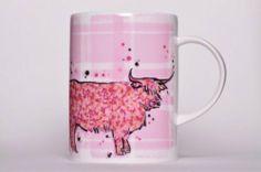 !!Pinkki lehmämuki!!