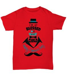 Wanna shout out to everyone how blessed you are having your dad? Well, this shirt ROCKS! Happy Fathers Day, Blessed, Rocks, Dads, Free Shipping, Mens Tops, Shirts, Fathers, Shirt