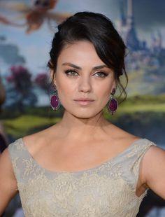50 Sfumature di grigio film attori  Mila Kunis si dice