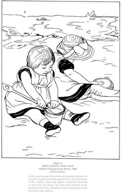 renoir coloring pages - 1000 images about tableaux a peindre art on pinterest