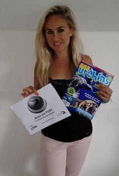 Samantha Hewitt - Sea Urchins #SharkAlliance #MakethePush