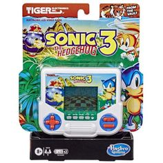 Hasbro Electronic Game 04 | House of Fraser Online Video Games, Video Games For Kids, Stages Of Play, 1 Player Games, Sonic The Hedgehog, Puzzle Store, Handheld Video Games, Game Sonic, Electronic Toys