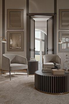 Luxury Homes Interior, Home Interior Design, Neoclassical Interior, Sofa Set Designs, Bolshoi Ballet, Luxury Dining Room, Lounge Design, Formal Living Rooms, Furniture Styles