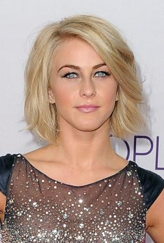 Julianne Hough's Pretty PCAs Baby Pink Lips Cheeks: Get The Look