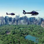 NYC helicopter tour New York, New York