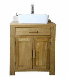 Bathroom Cabinets 700mm buy delamere pistachio 700mm 2 door vanity unit & basin at